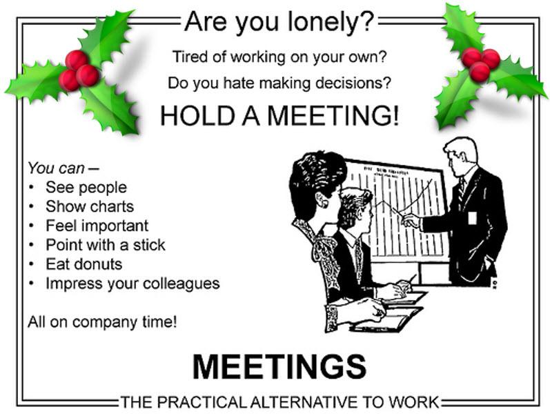 Meeting minutes, do we still need them? \u2013 The Bayard Partnership
