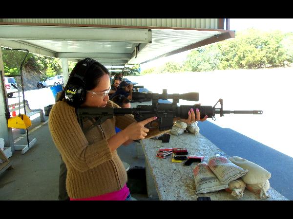 AR-15 Rifle 6