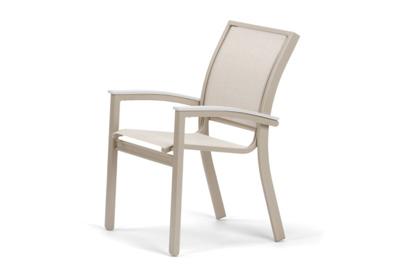 Aluminum Sling Cafe Chair Bay Breeze Patio