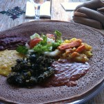 Ethiopian Cuisine at Gojo in San Jose