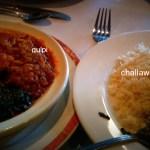 Afghan cuisine at Kabul in Sunnyvale