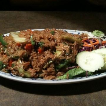 Thai cuisine at Sala Thai in Fremont, CA