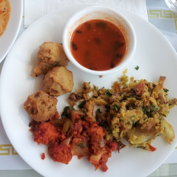 8 below bay eats for Athidhi indian cuisine
