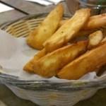 Brazilian cuisine at Cafe Brasil in Santa Cruz, CA