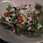 Amber - Fig salad