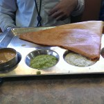 HSB - Vegetable dosa?
