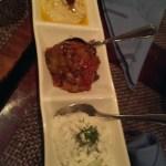 Turkish cuisine at Istanbul