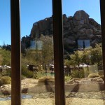 The Spa Cafe at the Boulders