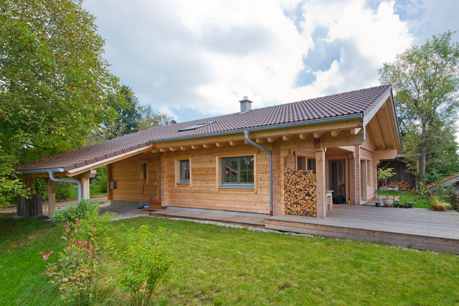Blockhaus Bausatz Preis