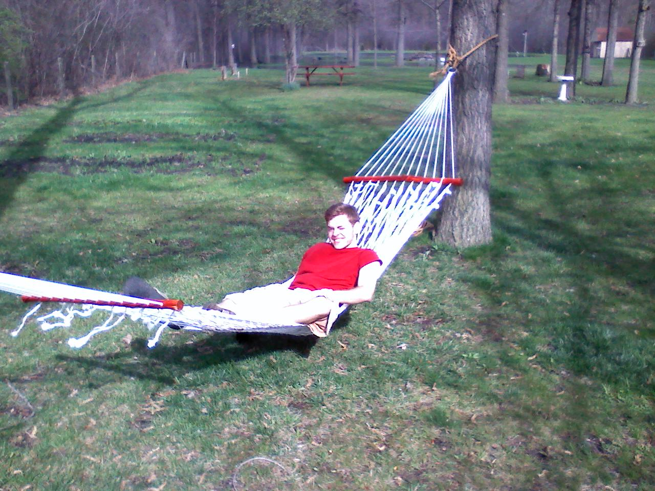 How To Make Your Own Tree Stand Could You Make Your Own Hammock Bayhammock S Blog