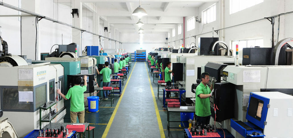 Manufacturing in China Quality Control - Baysource Global