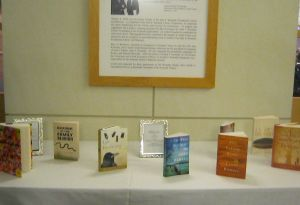 Table of Award-winning Books