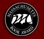 Massachusetts Book Award seal
