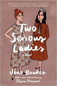 cover image of Two Serious Ladies