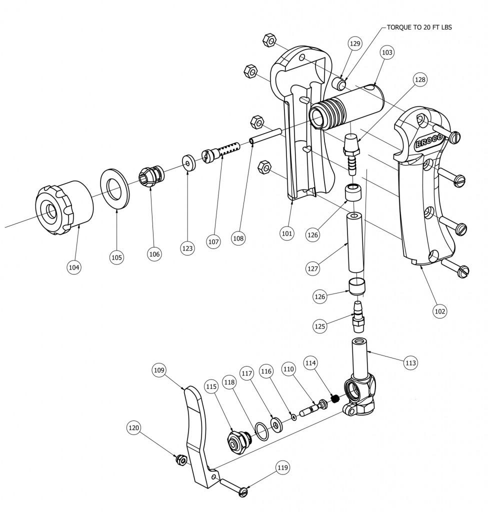 diving equipment information
