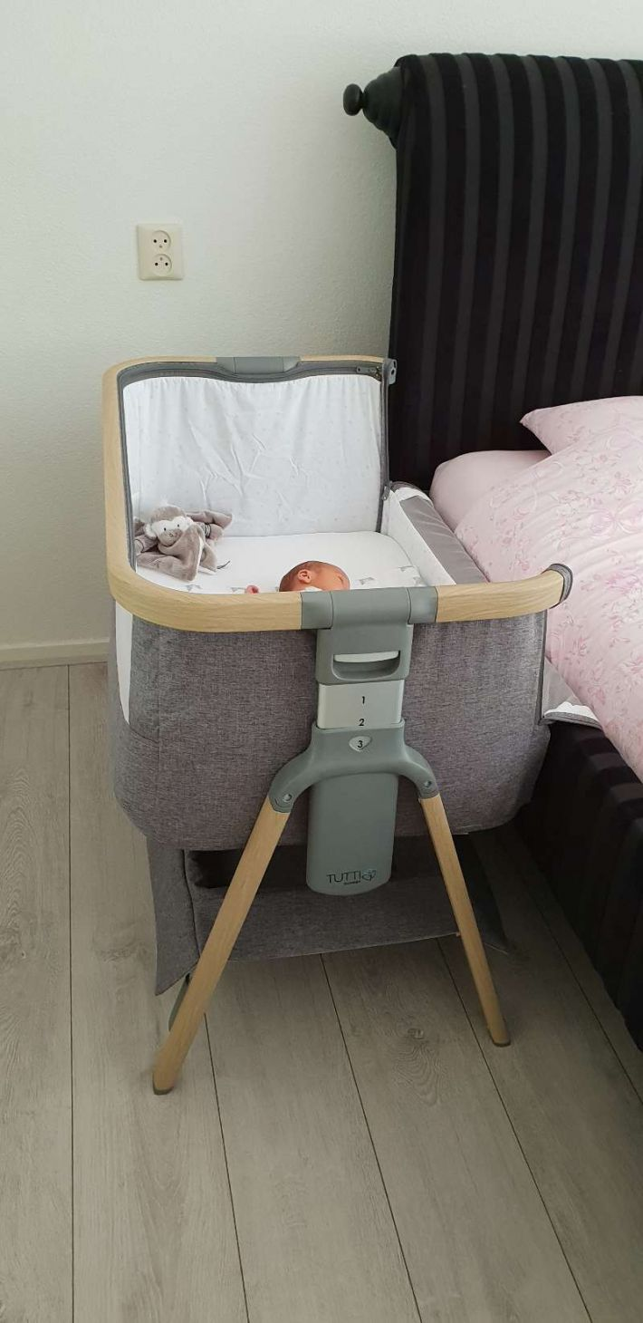 Hoe Lang Baby In Wieg Op Slaapkamer Co Sleeper Of Bed Op Kamer Babybytes