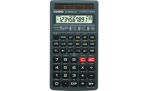 Aménagement Coin Bureau Calculatrice Scientifique Casio Fx-260 - Brault & Bouthillier