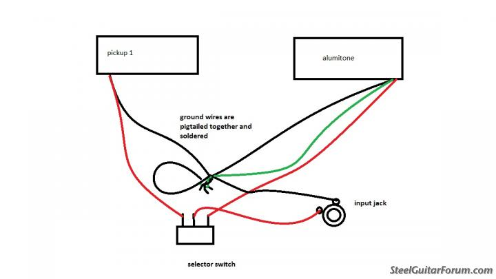 alumitone deathbucker wiring diagram