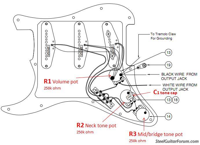 Fender Duo Sonic Wiring Diagram Wiring Diagram 2019