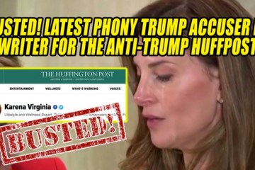 Looky At What We Just Learned About Trump's Latest Fake Accuser