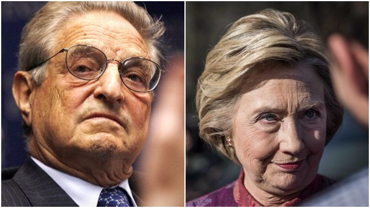 Wikileaks Email Reveals Clinton Campaign Coordinating With Soros Organization On Federally Controlled Police