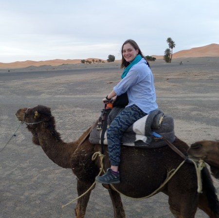 Mrs Camel Niles North
