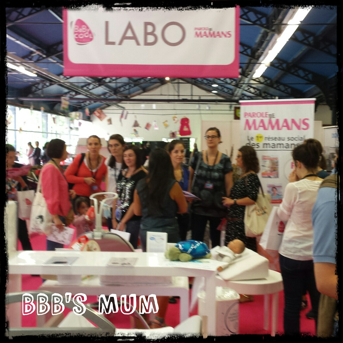 Le Salon Du Bébé Salon Baby Cool 2014 Bbb S Mum