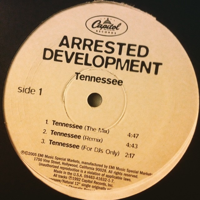 """""""You guided me to... Tennessee."""" #bboysounds #1992 #arresteddevelopment #tennessee"""