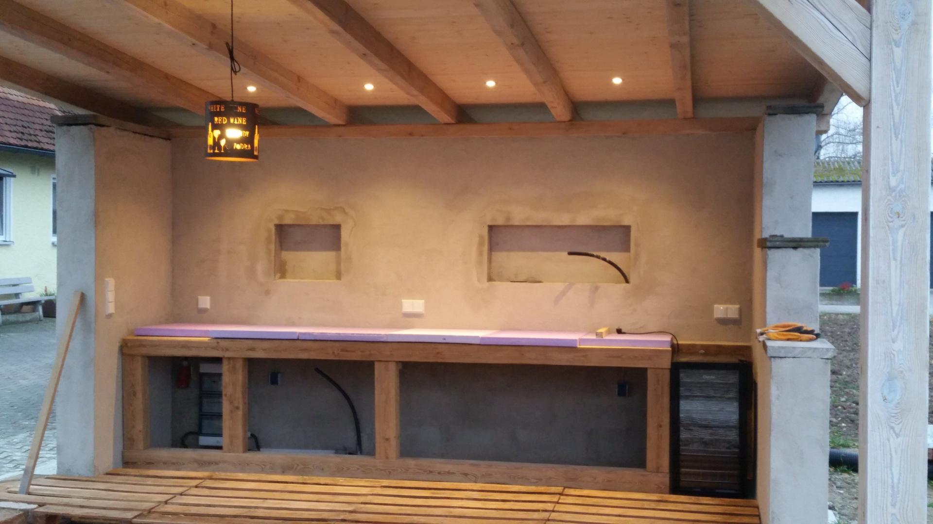 Weber Outdoor Küche Ytong : Küchenblock gemauert kühlschrank kuechenmoebel kuechenzeilen