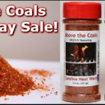 Get Grilling with Above the Coals Seasonings this Memorial Day