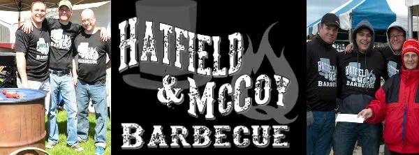 Hatfield and McCoy BBQ Team
