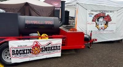 Pitbull BBQ Tacoma, WA - Rockin W Smokers