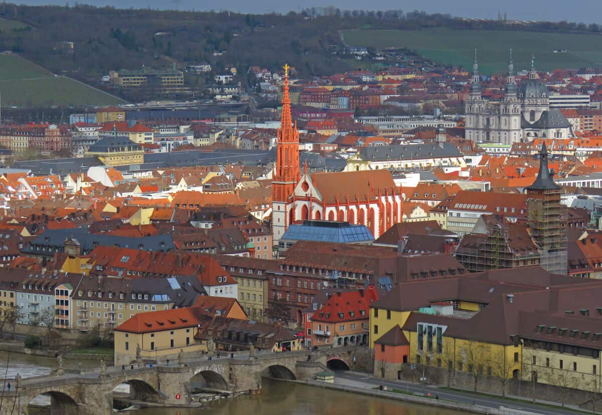 Bad Würzburg Würzburg The City Of Churches And Why Germany Is The Most