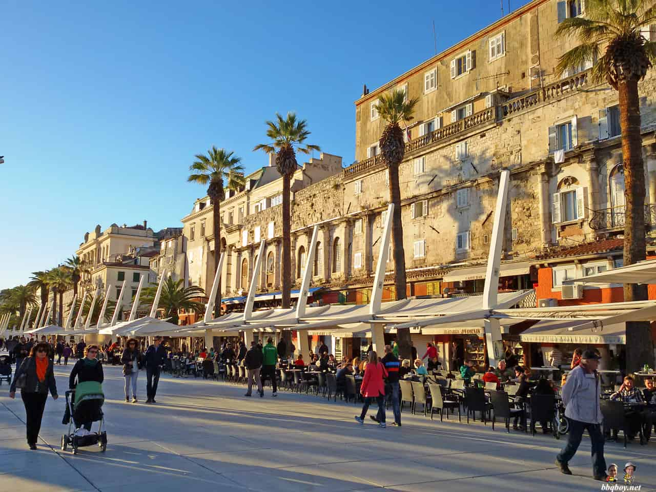 Split Wit Split Croatia Guide With Day Trips
