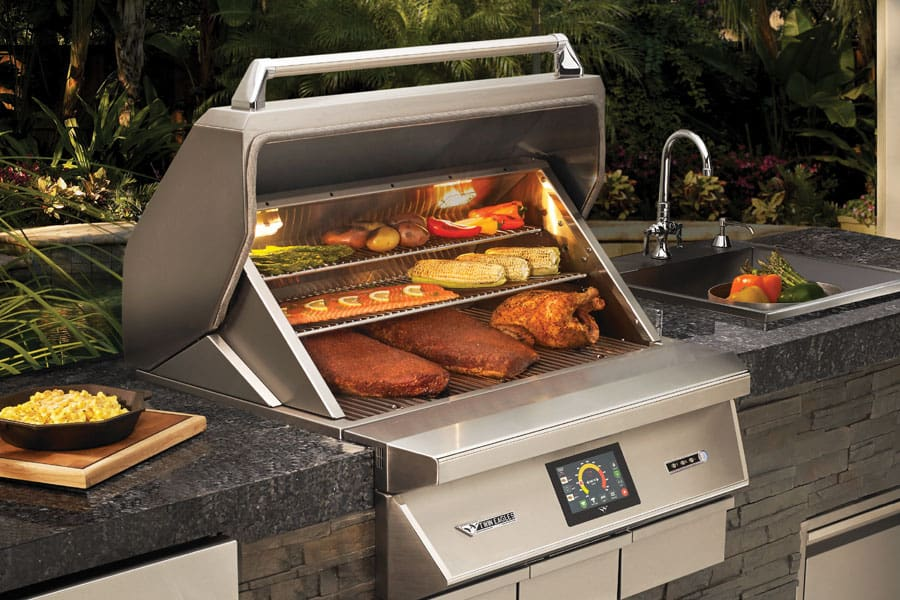 B&q Kitchen Islands Gas & Charcoal Barbecue Grills | Islands, Heaters & Patio