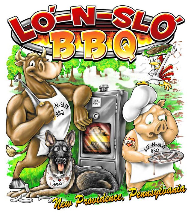 Bbq Guru Party Q Lo-n-slo Bbq | Official Bbq Guru Sponsored Team