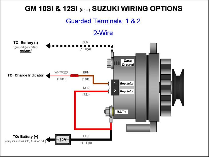Gm 4 Pin Alternator Wiring Diagram - Nudohugeslankaviktcenterinfo \u2022