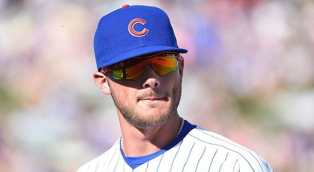 Kris Bryant. Getty Images.