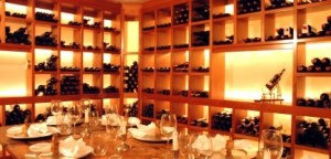 Private Dining in The Inn at Weatherfield's Wine Cellar