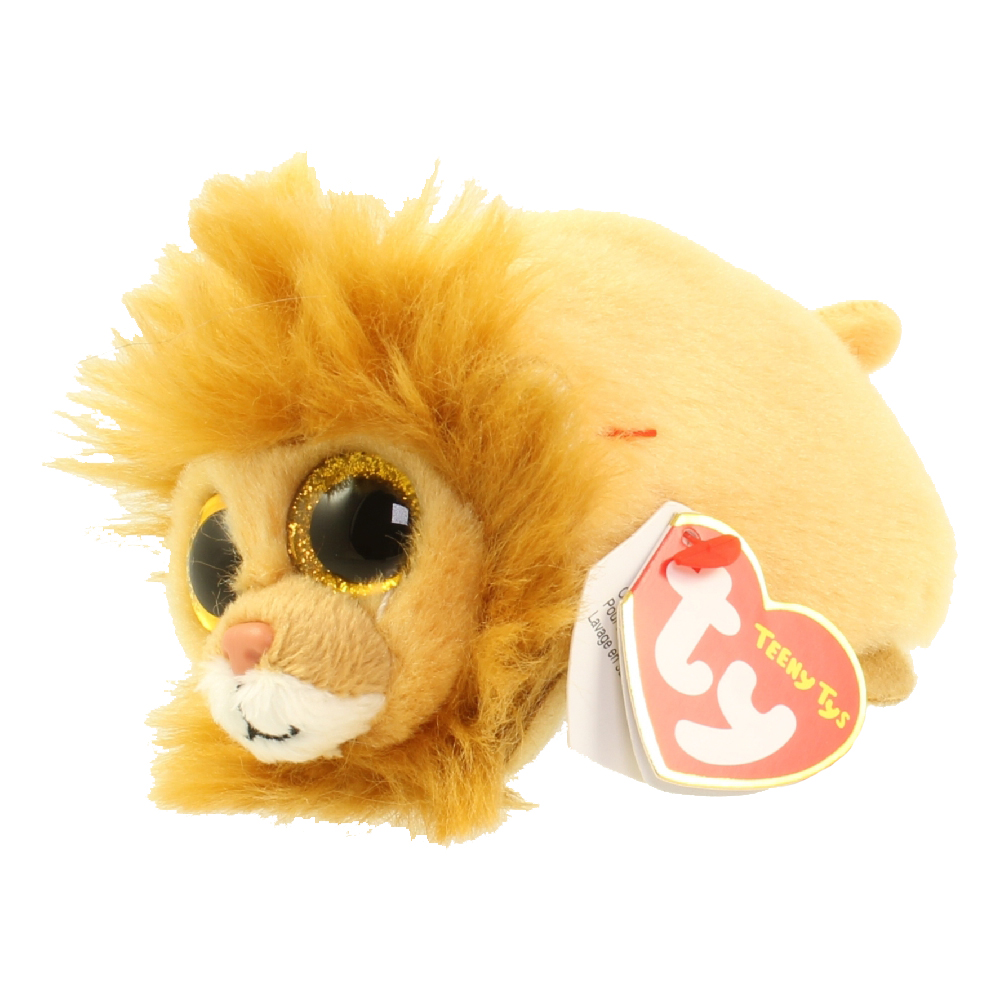 Baby Regal Ty Beanie Boos Teeny Tys Stackable Plush Regal The Lion 4 Inch