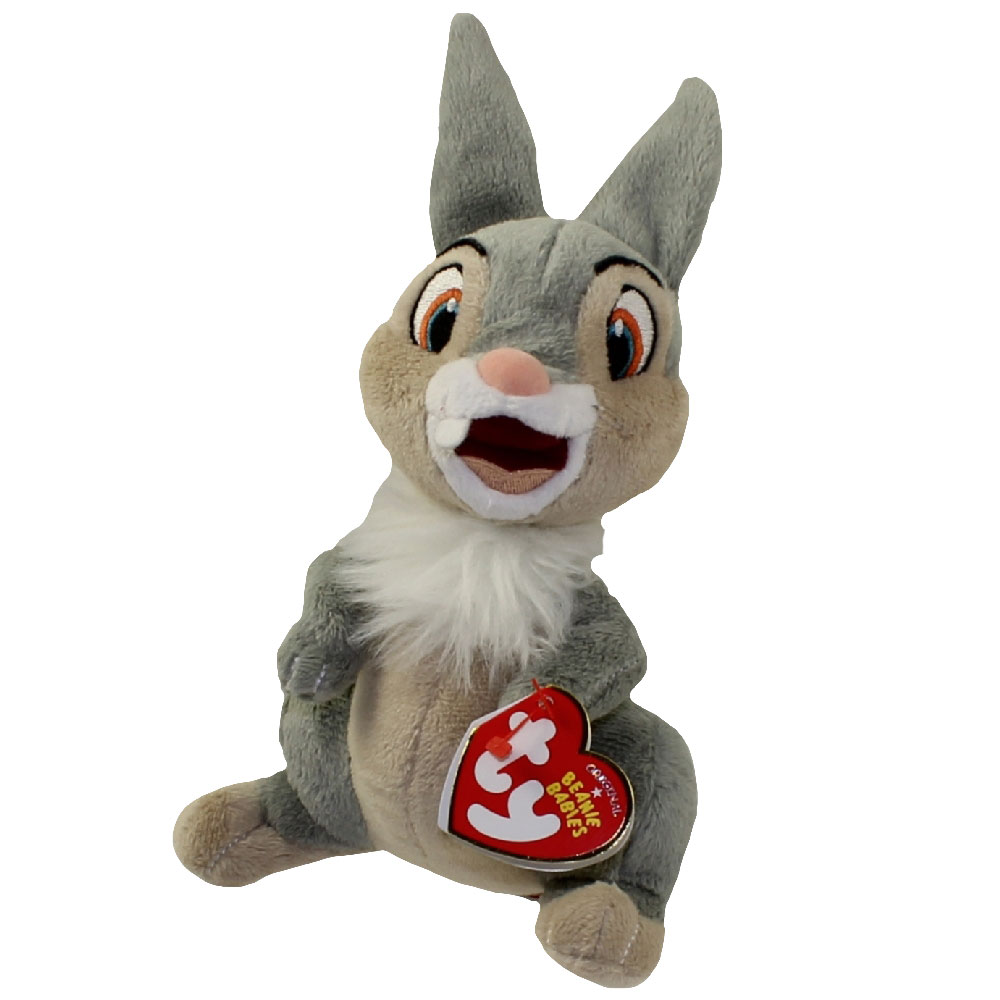 Baby Babies Game Ty Beanie Baby Thumper Bambi 7 Inch Bbtoystore