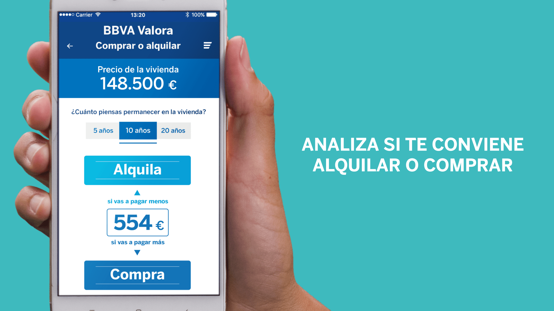 Hipoteca 100 Bbva Should I Buy Or Rent Bbva Valora Your Property Valuation Tool