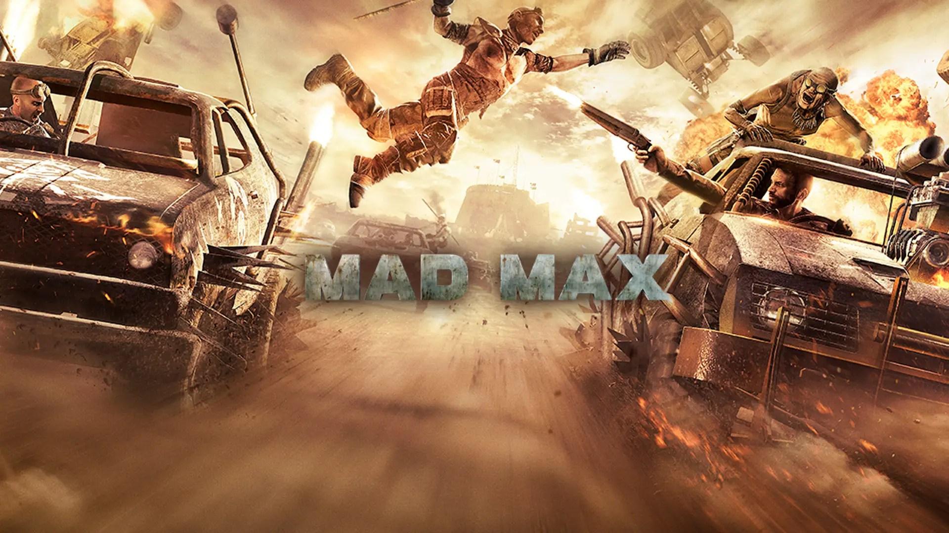 Racing Car Wallpaper 1080p Mad Max Game Review Bc Gb