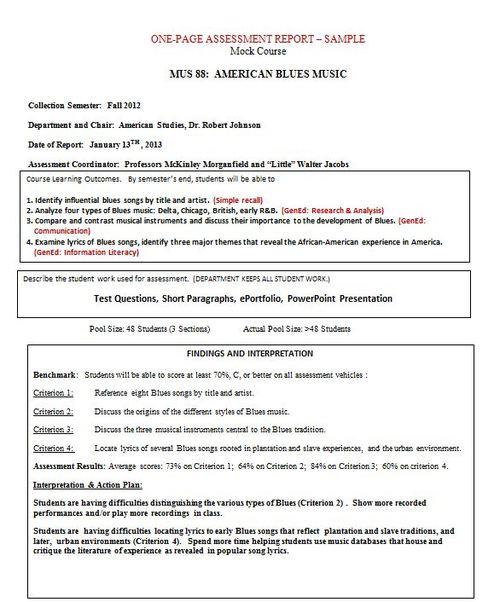 Digication e-Portfolio  General Education  Assessment at Bronx