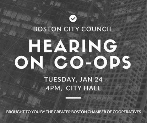City Council Hearing