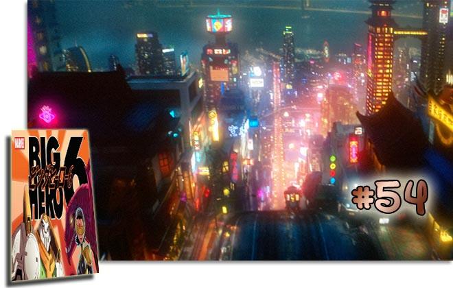 54 Big Hero 6: BCDB List of Disney Animated Films