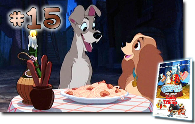 # 15 Lady And The Tramp: BCDB List of Disney Animated Films