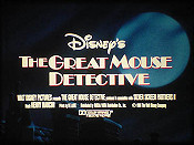 The Great Mouse Detective Pictures Cartoons
