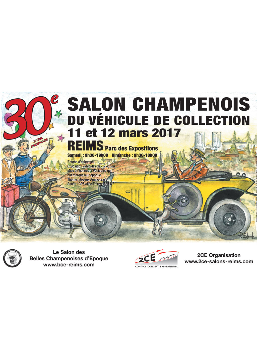 Salon Auto Reims Le Salon Du Club Les Belles Champenoises D Époque à Reims