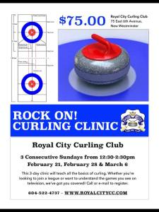 Rock On Curling Clinic